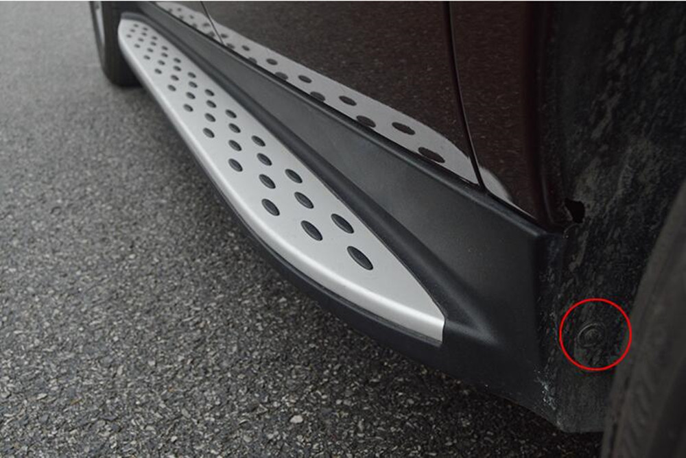 Ml350 running boards promotion shop for promotional ml350 for 2009 mercedes benz ml350 running boards
