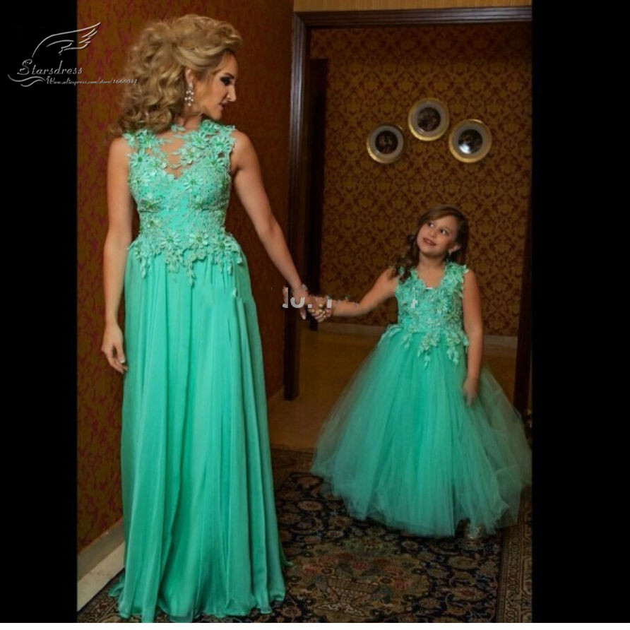 2016 New Arrival Green A-Line Sleeveless Cap Sleeve Taffeta Fabric Fancy Appliques Real Elegant Mother of the Bride dresses(China (Mainland))
