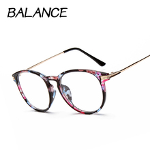 New 2015 Retro Unisex Cat Eye Metal points women computer glasses frame UV Protection 5 Colors female eyeglasses eyewear oculos