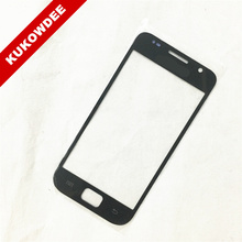 Buy KUKOWDEE 1pcs I9018 I9008 Outer Glass Samsung Galaxy S1 i9000 Black White Replacement Touch Screen Front Outer Glass Lens for $2.15 in AliExpress store