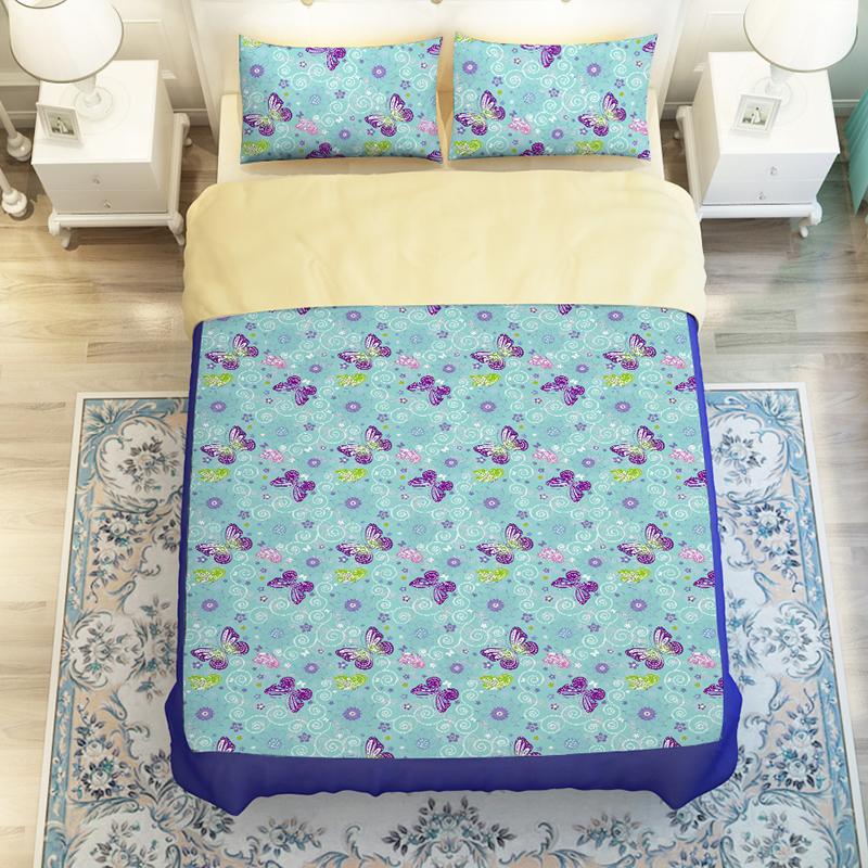 turquoise couette promotion achetez des turquoise couette promotionnels sur. Black Bedroom Furniture Sets. Home Design Ideas