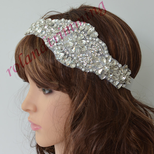free shipping 2015 new rhinestone wedding crystal tiara head hair accessories bridal crown ra359(China (Mainland))