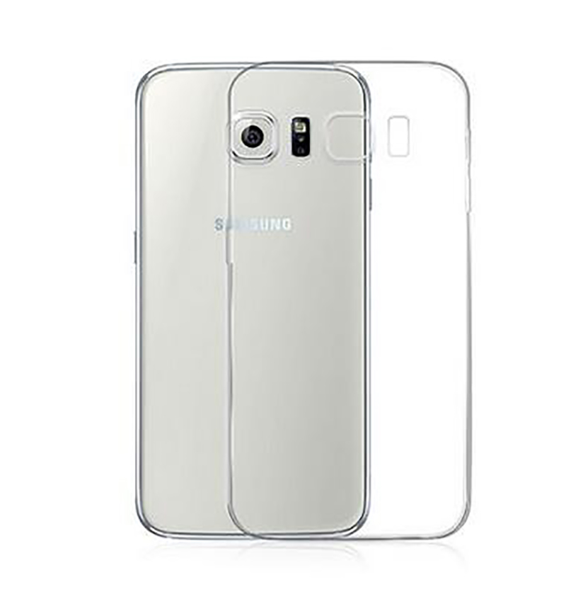 Clear Tpu Phone cases for GALAXY S6 Edge Plus case 0.6mm flexible Ultra thin TPU transparent phone accessories bag(China (Mainland))
