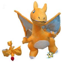 Kawaii Pokemon Charizard Soft Plush Toy Doll 13