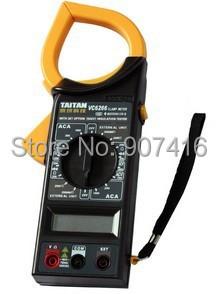 VC6266 Digital Clamp Multimeter / AC 1000A high current clamp meter<br><br>Aliexpress
