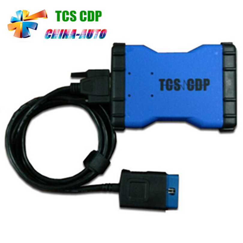 3pcs TCS CDP Without Bluetooth2015 R3 New VCI OBD2 Scanner OBDII Diagnostic Tool CDP Pro For Cars/Trucks(China (Mainland))