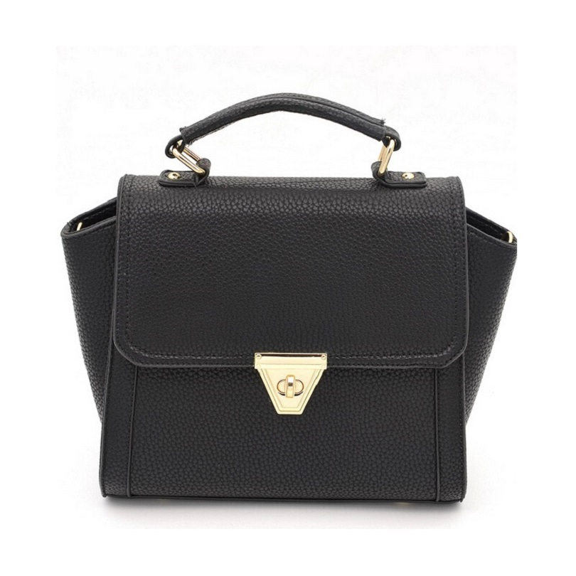 Womens Shoulder Bag 6 Colors Korean Style PU Leather Handbag Solid Trapeze High Capacity Tote Women Fashion Messenger Bag<br><br>Aliexpress