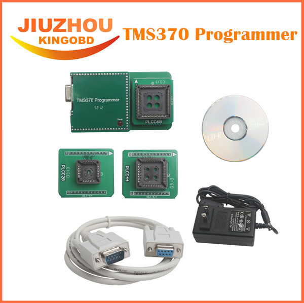 TMS370 Programmer to program the TI TMS Microcontroller EEPROM(China (Mainland))