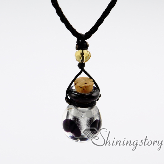 Pet urn necklaces necklace vials for ashes cremation for Cremation jewelry for pets ashes
