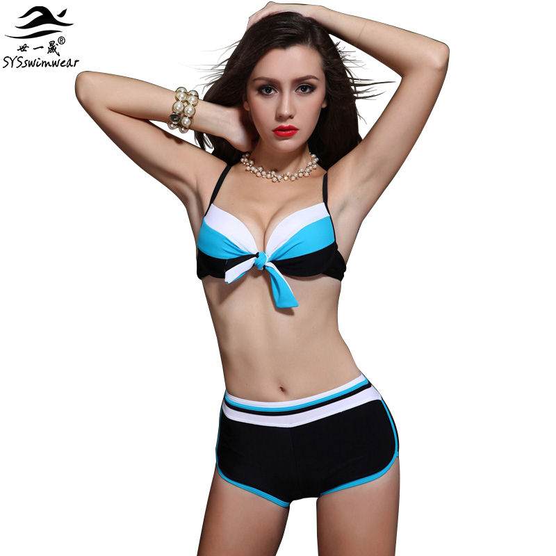 Bikinis Tankinis and Shorts products View all ladies swimwear Check out our wide range of bikinis and tankinis perfect for recreational swimming or just lazing around by the pool on your holiday this year.