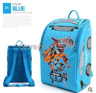 Трансформирующийся дети в сумки, Мальчики оптимус прайм комикс сумки для детей, Мегатрон ...