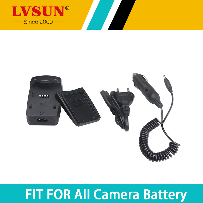 LVSUN Multi-function LPE10 LP-E10 LP E10 Universal Auto Car Battery Charger For Canon T3 T5 1100D 1200D KISS X50 X70 Cameras(China (Mainland))