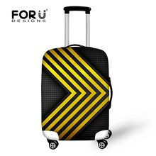 Buy Durable Suitcase Protective Covers Thick Elastic Stretch Spandex Luggage Cover Apply 18/20/22/24/26/28/30 Inch Trolley Cases for $14.81 in AliExpress store