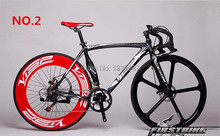 2015 New Fast VISP RD Machete AL 52cm 700C X 70mm Road Bike Speed Road Bicycle