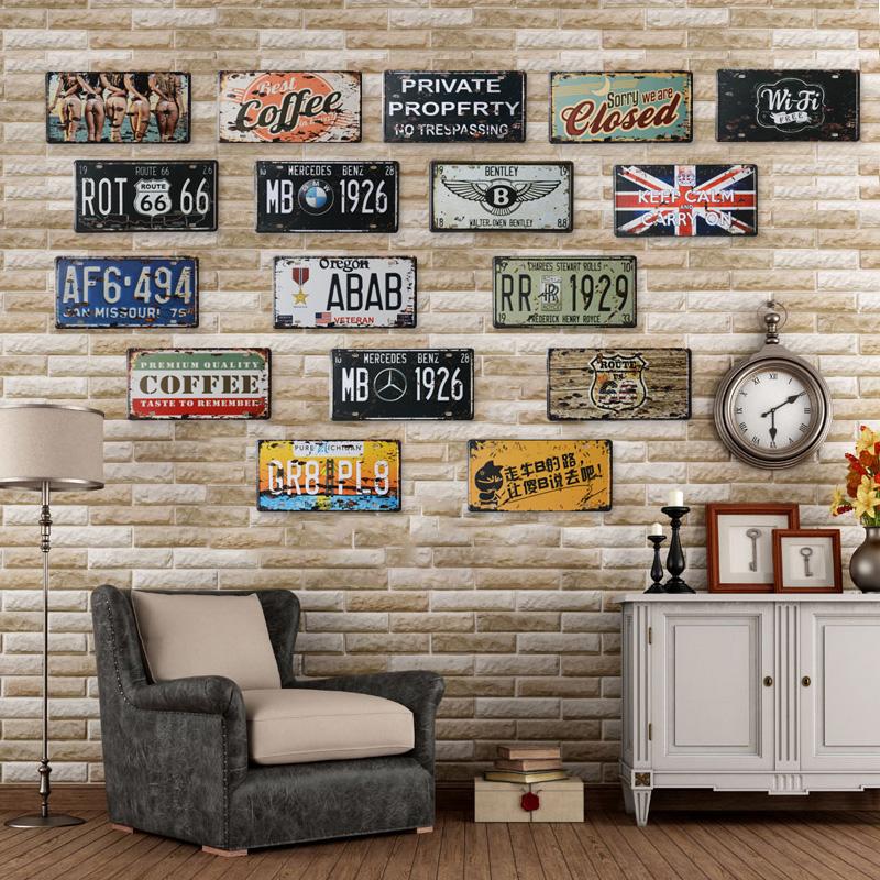la plaque d 39 immatriculation personnalis e achetez des lots petit prix la plaque d. Black Bedroom Furniture Sets. Home Design Ideas
