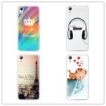 Painted Hard Case Cover for HTC desire 626(China (Mainland))