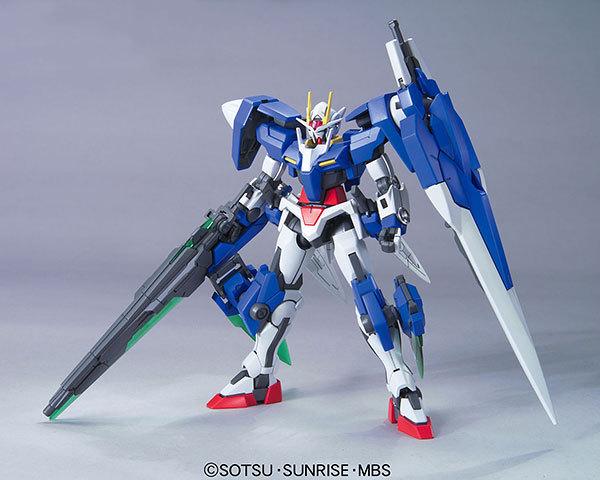 Free shipping TT gaogao model HG 1/144 00-61 00 Gundam Seven Sword Celestial Being Assembled gundam model Robot gunpla(China (Mainland))
