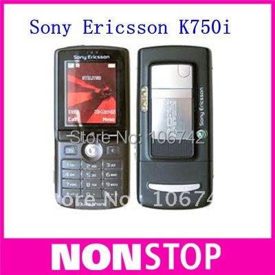 K750 Unlocked Original Sony k750i cell phone(China (Mainland))