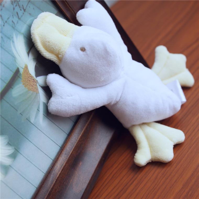 2015 free shipping hot cotton Yellow-billed duck Plush Toys(China (Mainland))