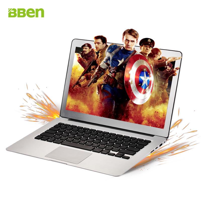 13.3 inch ultrabook slim laptop computer In-tel I3 CPU CORE 2.0GHZ 8GB 32GB Windows8 10 + WIFI + HDMI + bluetooth(China (Mainland))