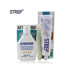 Italy STREP permanent hair removal cream + absolutely legs pubic hair Kit armpit hair removal cream unisex Pitt Poetry set(China (Mainland))