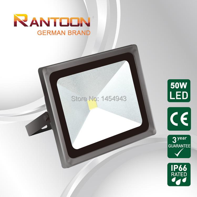 CE&Rohs Certified German brand LED flood lights 50W outdoor lights China top light manufacturer, garden light, garden lamp(China (Mainland))