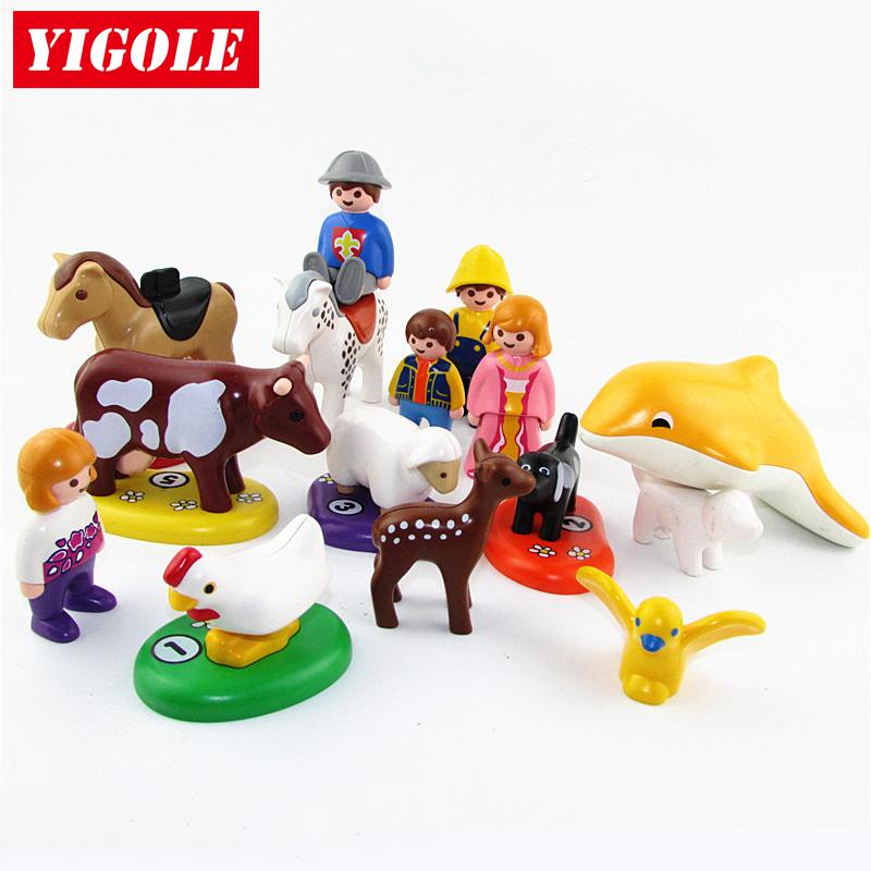 Compra animales de granja de la venta online al por mayor for La granja de playmobil precio