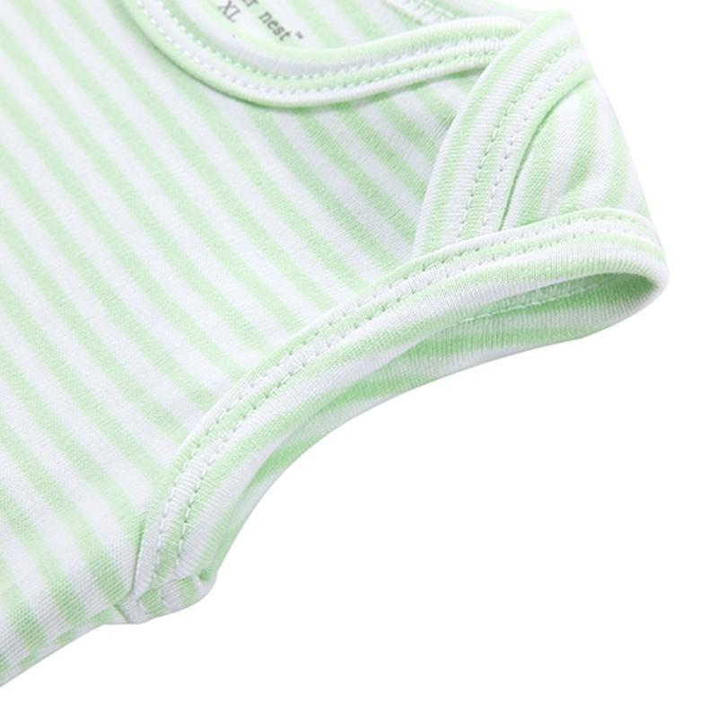 Solid Sleeveless Bodysuit Baby Clothing Cool Baby Girls Boys Similar Original Suit Set Body jumpsuit Summer Style (8)
