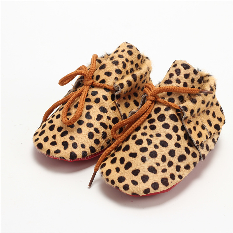 Wholesale T-tied Cute Leopard Baby Shoes NewBorn Baby Casual Shoes Warm Soft Toddler moccasins Sneakers Infant winter Baby boots(China (Mainland))