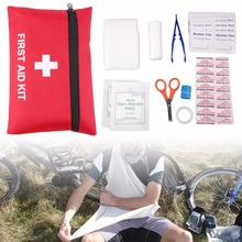 All In One Medical Emergency Survival First Aid Kit Professional Outdoor Sport Travel Camping Home Rescue Medical Treatment Pack(China (Mainland))