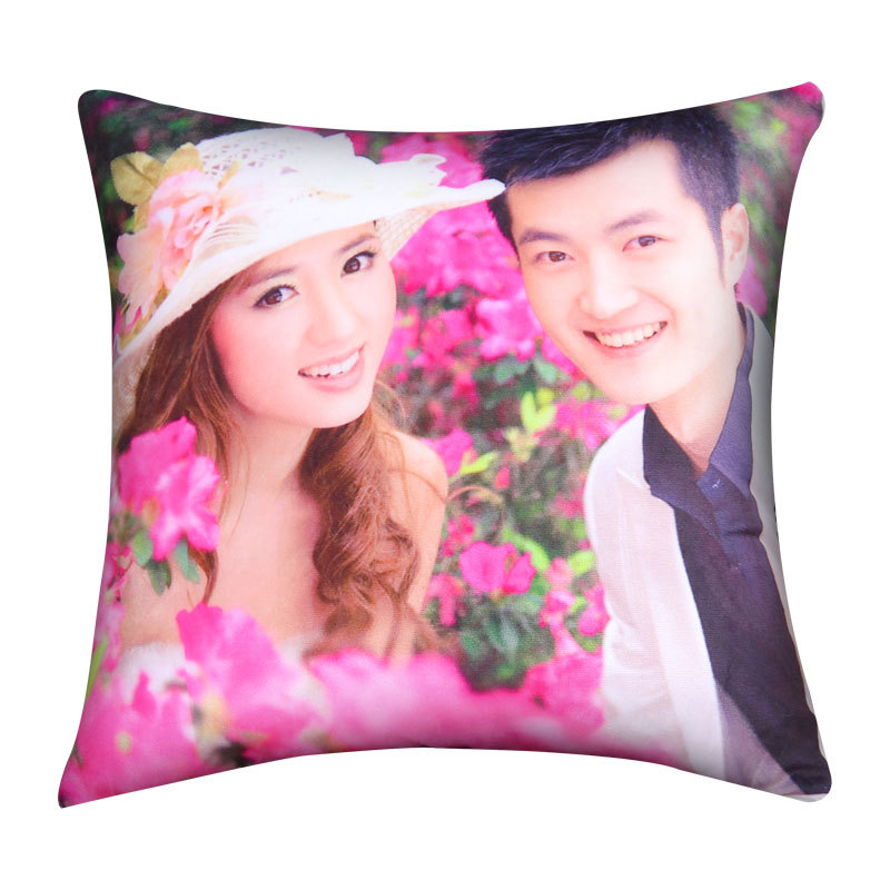 Customize Pillow / Cushion Covers Print Photo on Pillow Cover Decorative Chair Throw Pillow Case Covers home decor(China (Mainland))