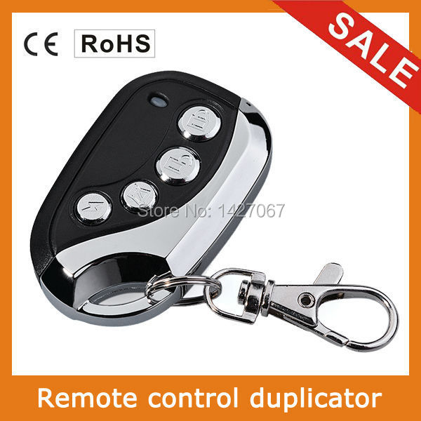 universal rf adjustable frequency remote control, 10 frequency optional, multi-freequency remote duplicator(China (Mainland))