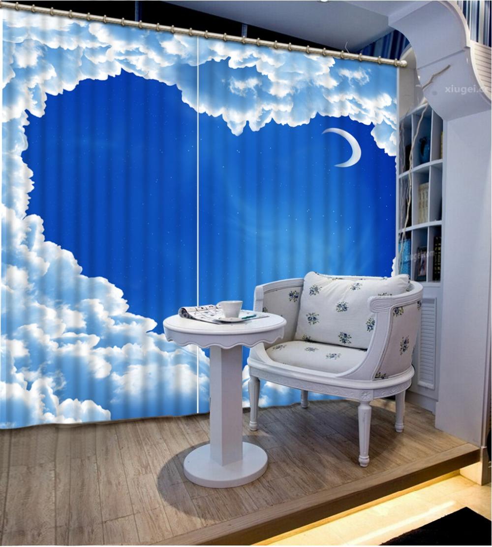 Letto da azzurra disegno camera - Tende per camera ...
