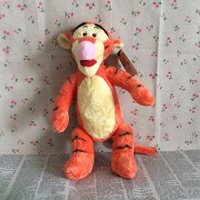 Buy Free 32cm=12.6inch Original Cartoons Tigger Stuffed Animal Plush Toy Soft Tiger Baby Doll Birthday Gift for $9.21 in AliExpress store
