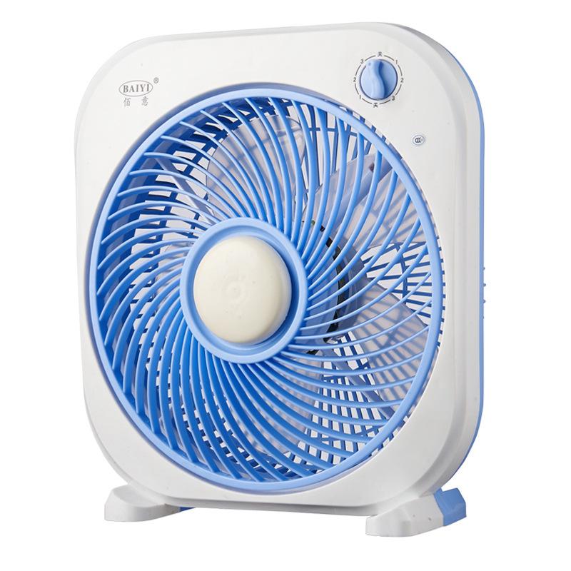 Bai fan blade fan home desktop mute dormitory small fan mini fan<br><br>Aliexpress
