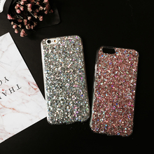 Buy Full Glitter TPU Soft Case Cover Sparking iPhone 7 7plus Case Luxury Funda iPhone 6 6s 6plus 6splus Case Bling for $5.49 in AliExpress store
