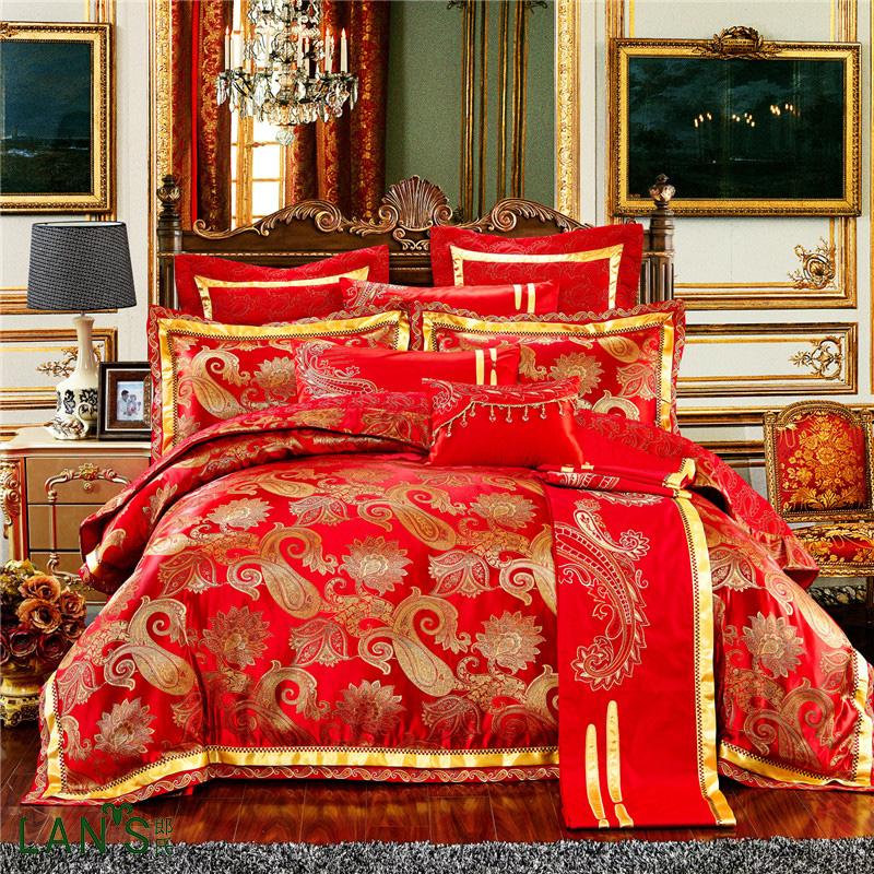 couvre lit de mariage promotion achetez des couvre lit de mariage promotionnels sur aliexpress. Black Bedroom Furniture Sets. Home Design Ideas