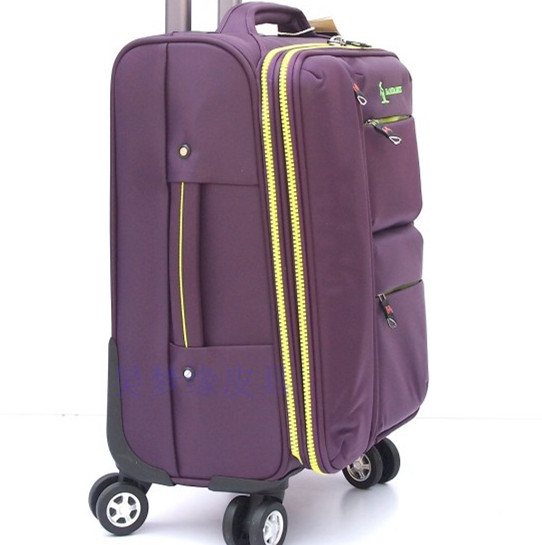 sport bag women and men travel bag, \Bani Kangaroot trolley case, new style, travel luggage, lock, mute N color,2024 ...(China (Mainland))