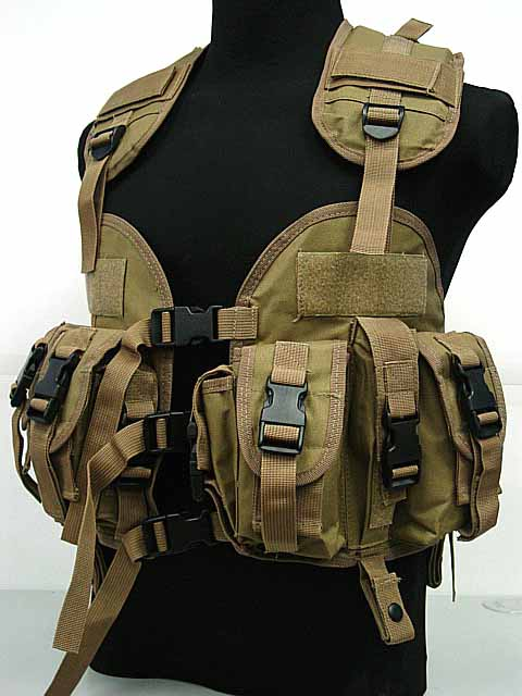 Neutral Waterproof Protective Tactical Vest Outdoor Camouflage CS Equipment Seal 97(China (Mainland))