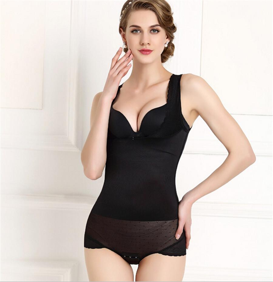 Lady Sexy Corset Slimming Suit Shapewear Body Shaper Magic ...