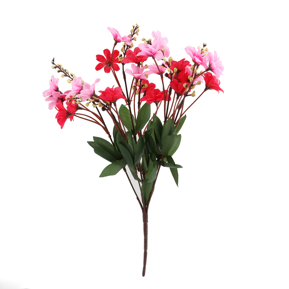 Hot Bunch of Artificial Daisy Flower Bouquet for Home / Office / Party Decoration (Rose Red+Pink)(China (Mainland))
