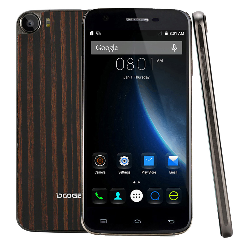 Original In Stock DOOGEE F3 F3 Pro 5 0 Android 5 1 LTE 4G Smart Phone
