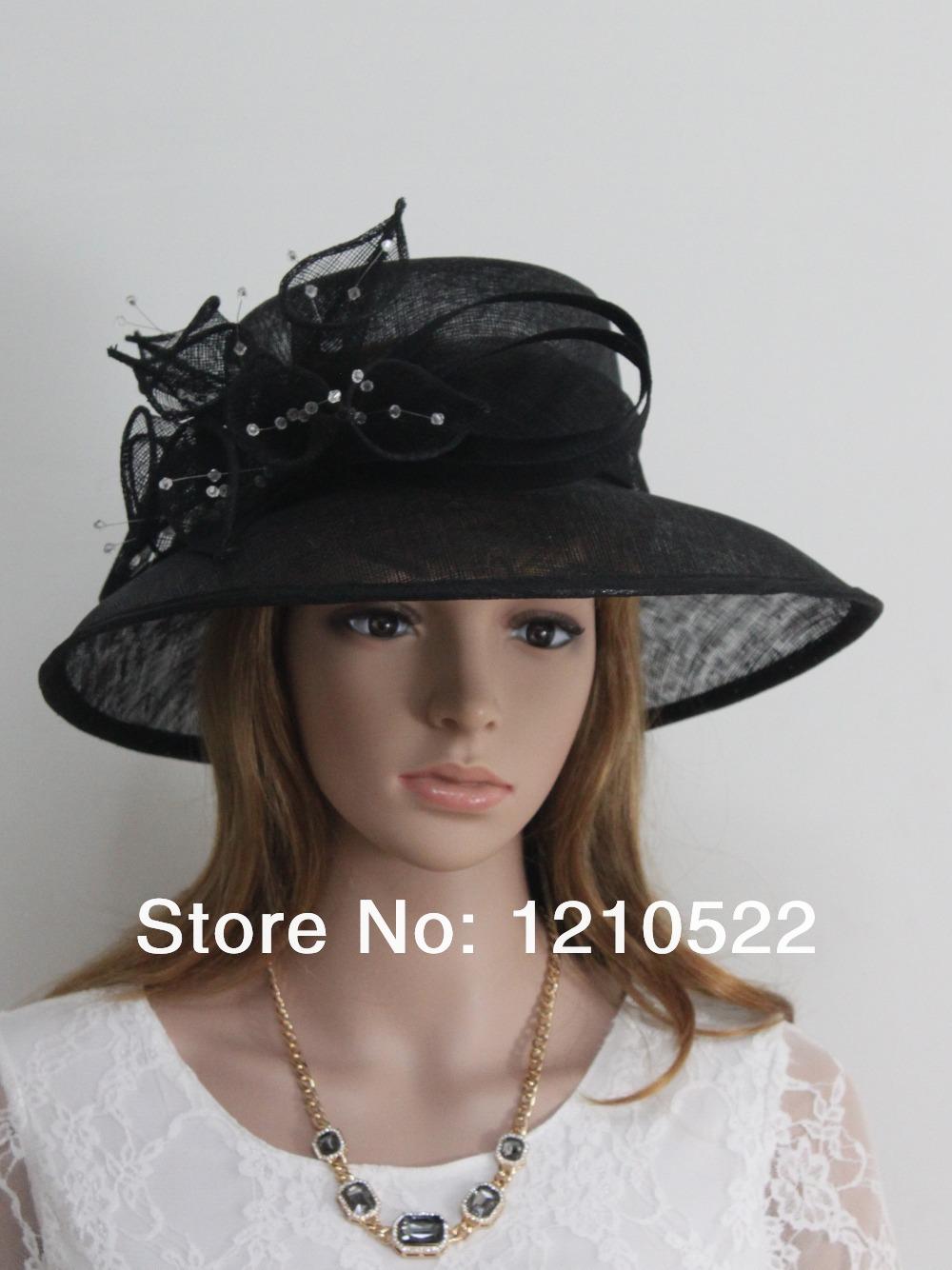 new church kentucky derby wedding sinamay dress hat