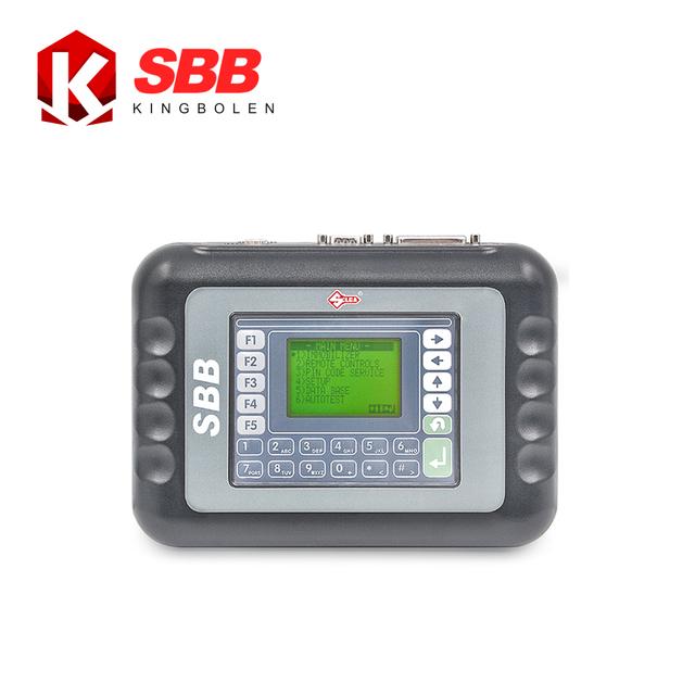 2017 Professional Universal Auto Key Programmer SBB V33.02 Multi-language Silca V33 SBB Key Maker Free Shipping