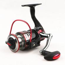 2016 New Quality1000-7000 Metal Spool Metal Arm 10BB 5.1:1 Metal Spinning Fishing Reel Carp Fishing Wheel Spinning Reel