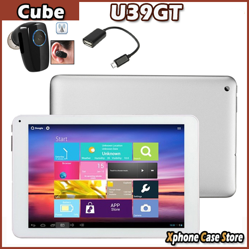 Original Cube U39GT 9 0 inch Android 4 2 Tablets PC RAM 2GB ROM 16GB RK3188