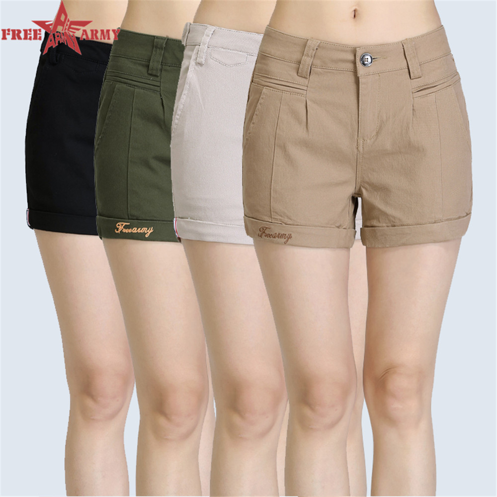 Ladies Army Shorts Promotion-Shop for Promotional Ladies Army ...