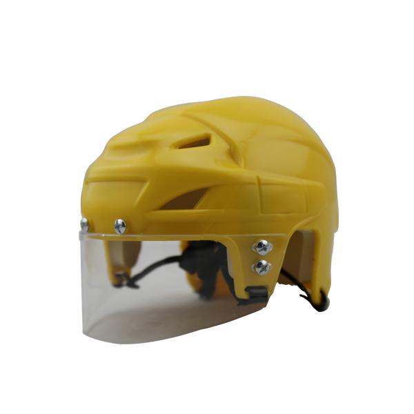 toys Ice Hockey helmet youth hockey head guad decoration kids gift girls and boys present yellow Mini Ice Hockey Helmet(China (Mainland))