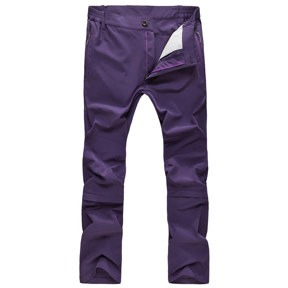 Здесь можно купить  2015 Spring Summer Women Fast Dry Removable Pants UV Protection Breathable Hiking Cycling Outdoor Long Trousers, Free Shipping!  Спорт и развлечения