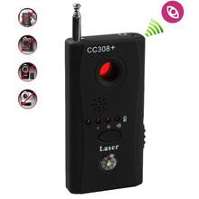 Anti Spy Full-Range Detector For Signal Bug RF Detector Camera Laser Lens GSM Device Finder CS001